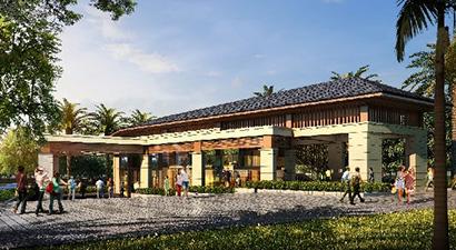 儋州市大成镇新风村美丽乡村项目总承包工程