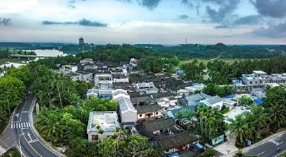 海南省琼海市博鳌镇南强村、大路坡村美丽乡村项目